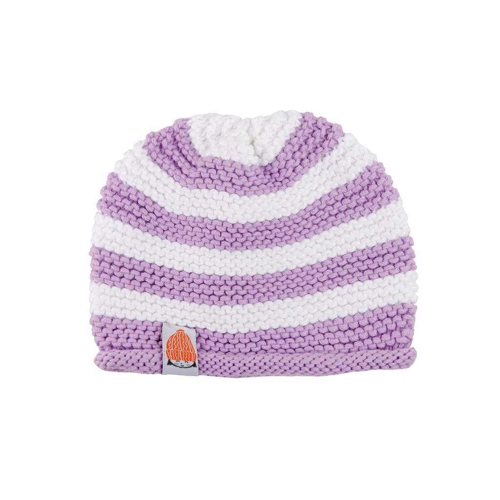 The Lil Baby Beanie in Lavender
