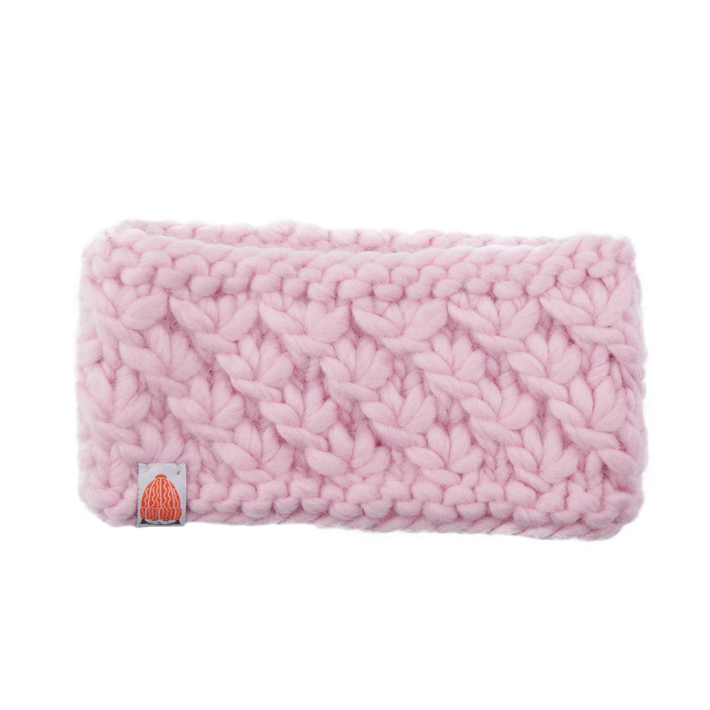The Bliss Headband in Blush