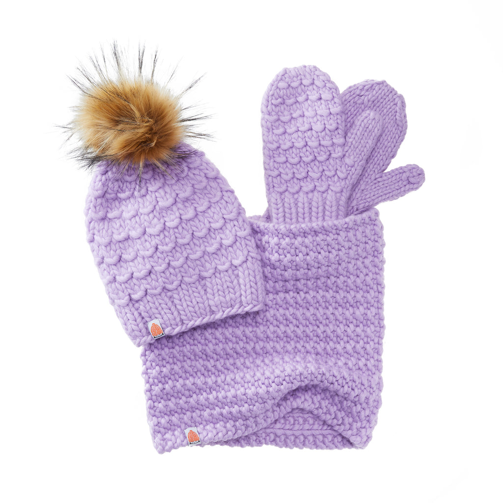 The Gunn Mega Bundle - a Beanie, a Neckie + Mittens