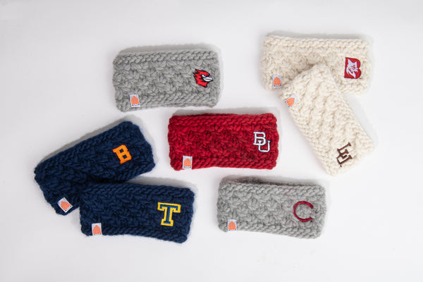 The Collegiate Headband lifestyle photo