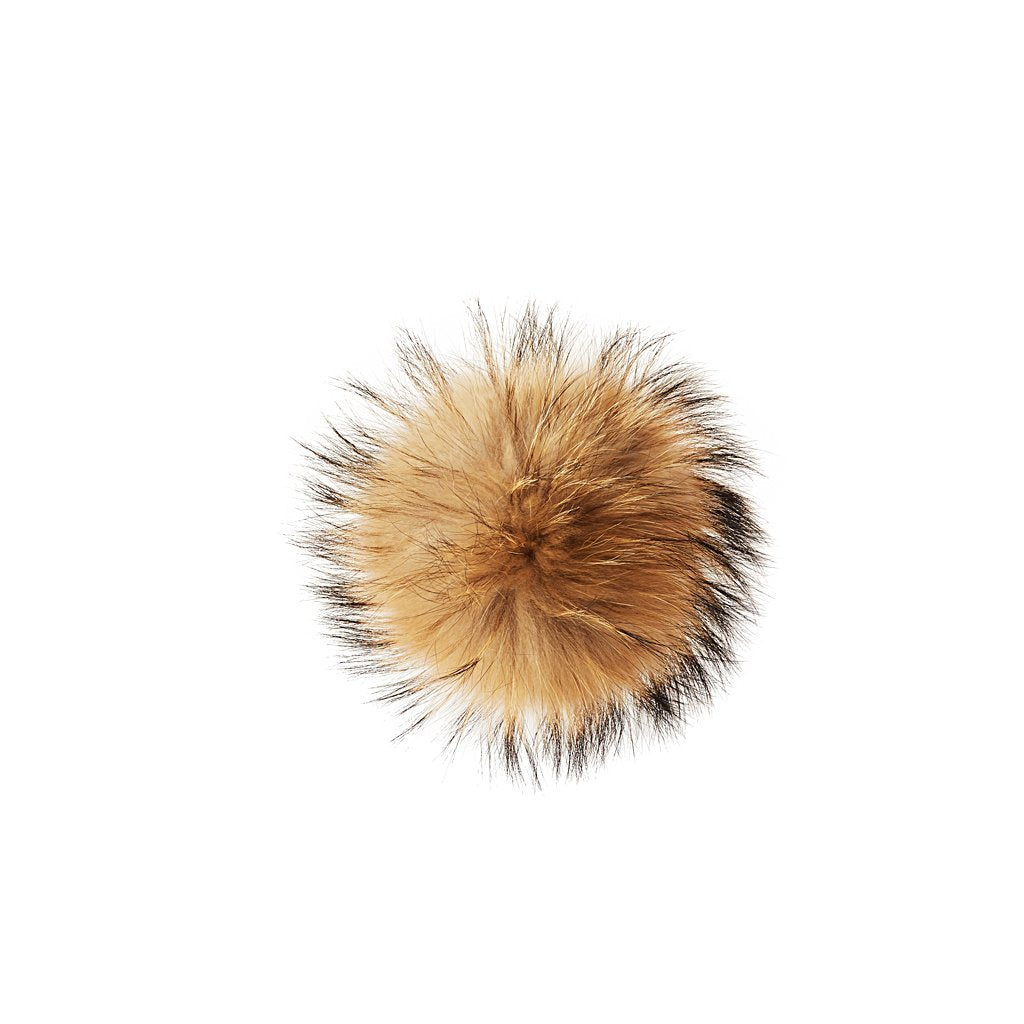 The Faux Fur Pom Pom