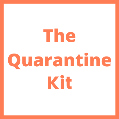 The Level 1 Quarantine Kit - Cowl
