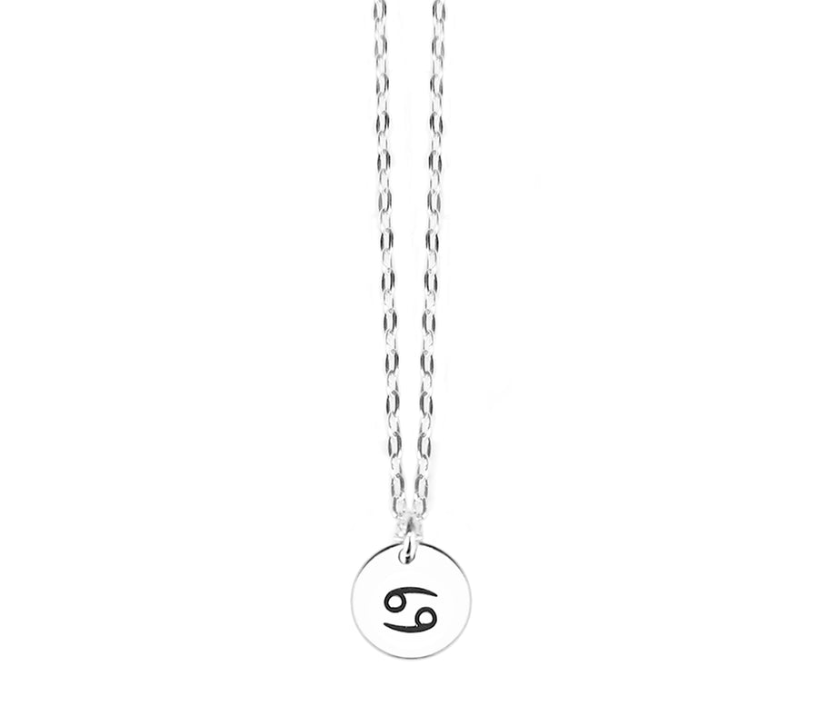 Zodiac Sign Cancer Necklace