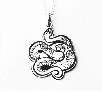 Snake Charmer Necklace