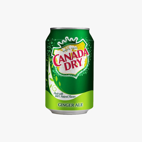 Canada Dry® Ginger Ale 355 mL Can