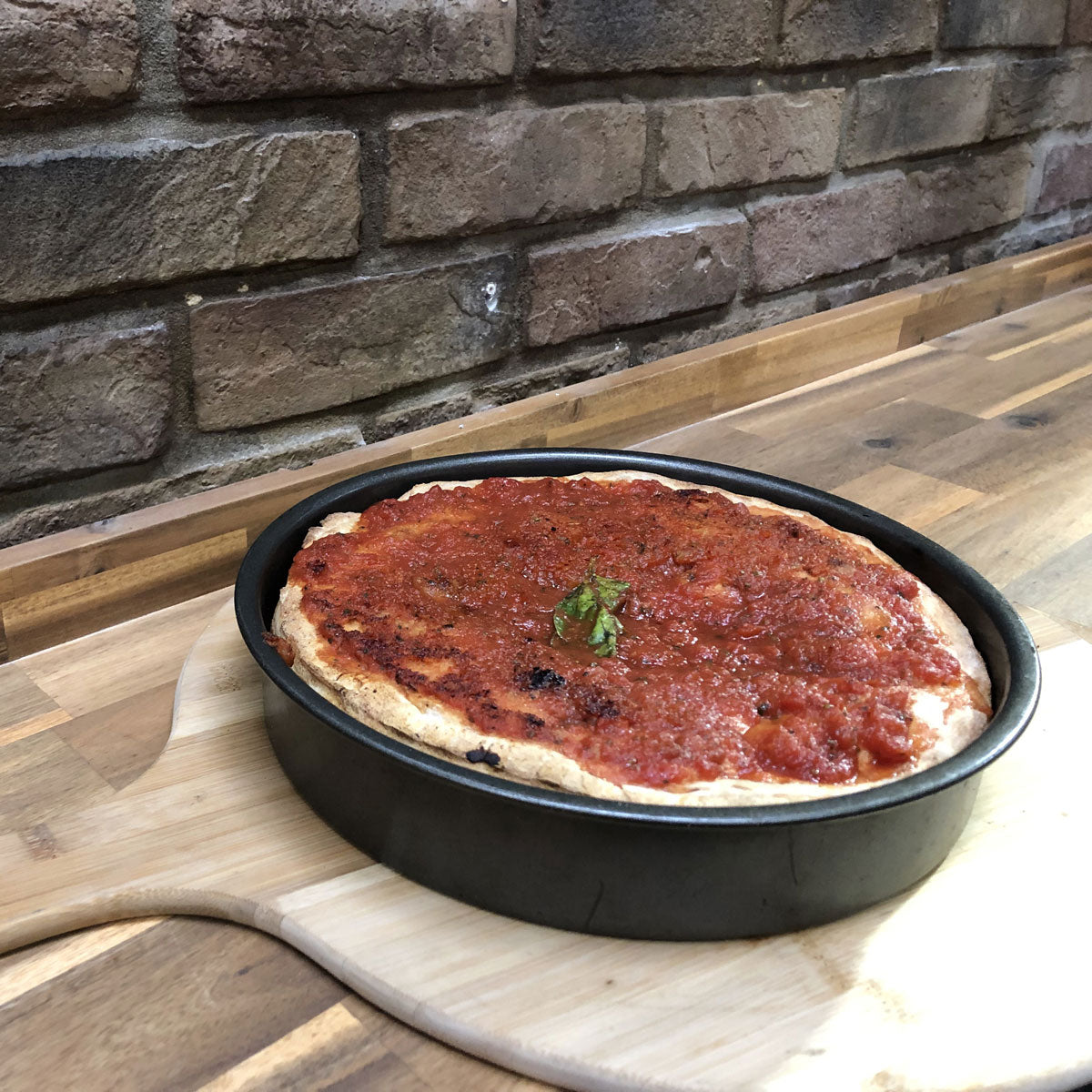 Chicago Deep-dish