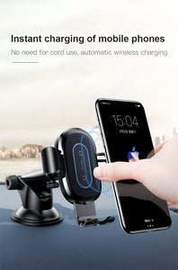 Premium Wireless Car Charger
