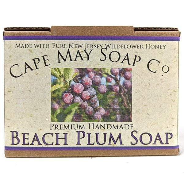 Beach Plum Soap | Cape May Soap Company