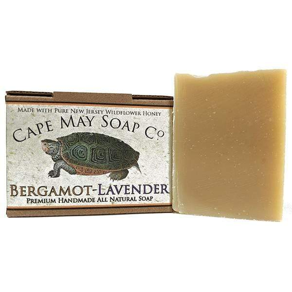 Bergamot-Lavender Soap | Cape May Soap Company