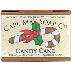 Candy Cane Soap | Cape May Soap Company
