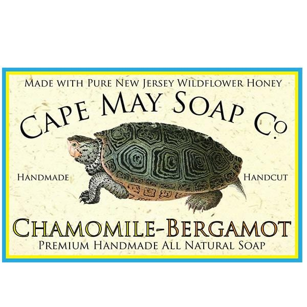 Chamomile-Bergamot Soap | Cape May Soap Company