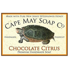 Chocolate Citrus Soap | Cape May Soap Company
