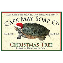 Christmas Tree Soap | Cape May Soap Company