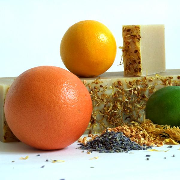 Citrus Sun Soap | Cape May Soap Company