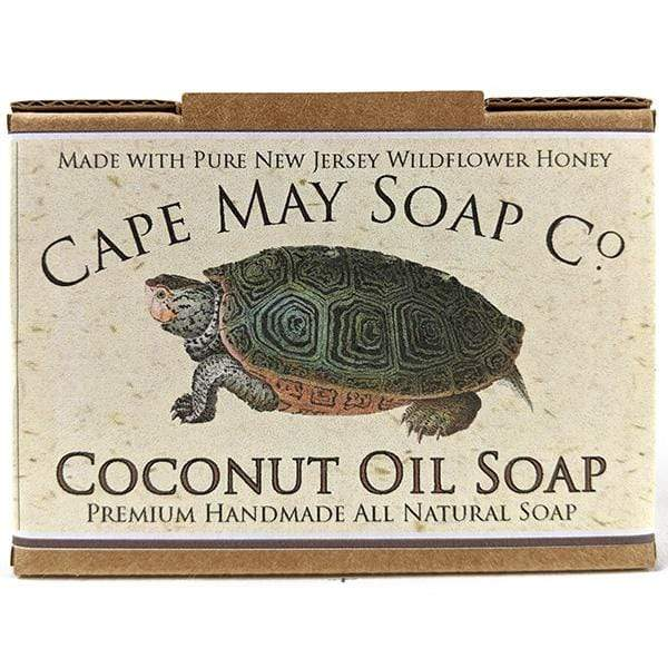 Coconut Oil Soap | Cape May Soap Company