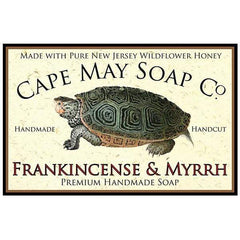 Frankincense & Myrrh Soap | Cape May Soap Company