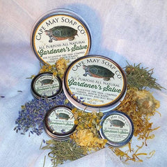 Gardener's Hand Salve | Cape May Soap Company