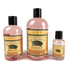Hawaiian Jasmine Shower Gel | Cape May Soap Company
