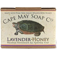 Lavender-Honey Soap | Cape May Soap Company