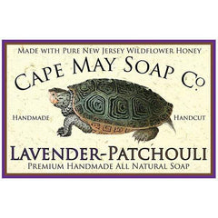 Lavender-Patchouli Soap | Cape May Soap Company