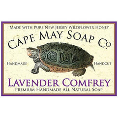 Lavender Comfrey Soap | Cape May Soap Company