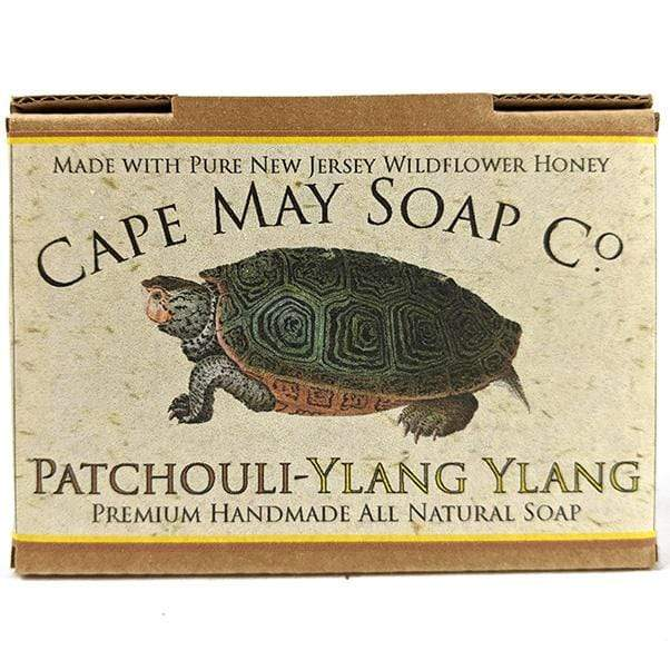 Patchouli-Ylang Soap | Cape May Soap Company