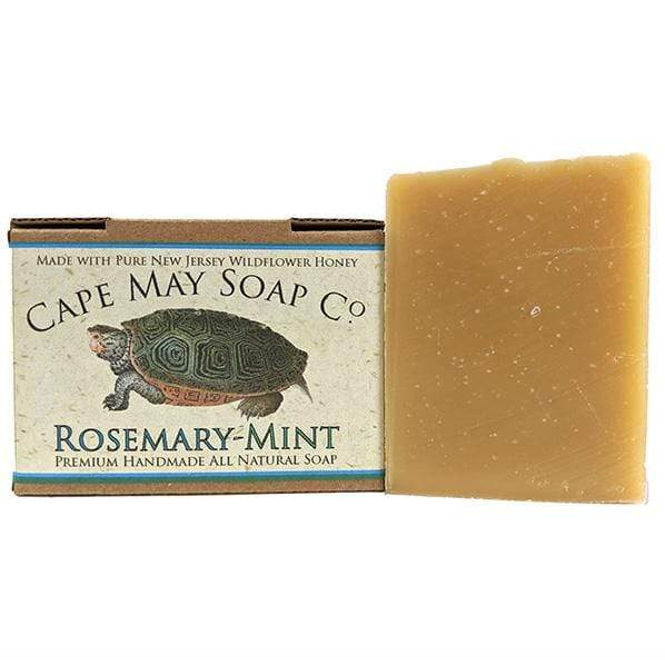 Rosemary-Mint Soap | Cape May Soap Company