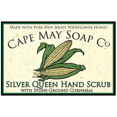 Silver Queen Hand Scrub | Cape May Soap Company