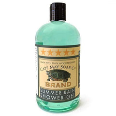 Summer Rain Shower Gel | Cape May Soap Company