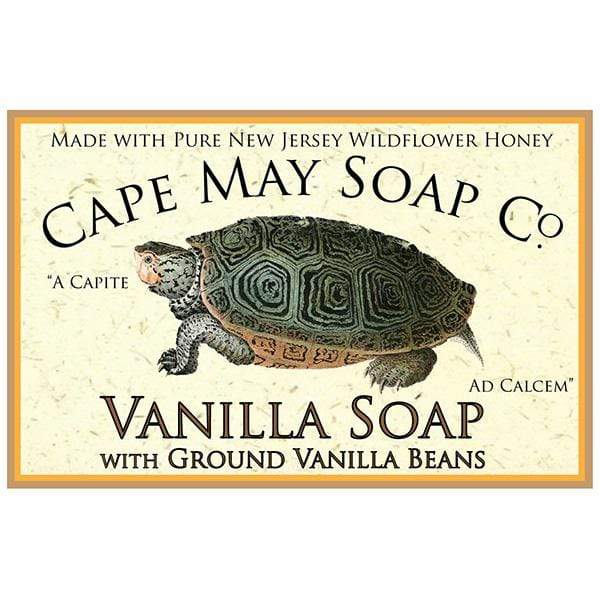 Vanilla Soap | Cape May Soap Company