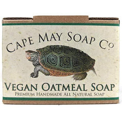 Vegan Oatmeal Soap | Cape May Soap Company