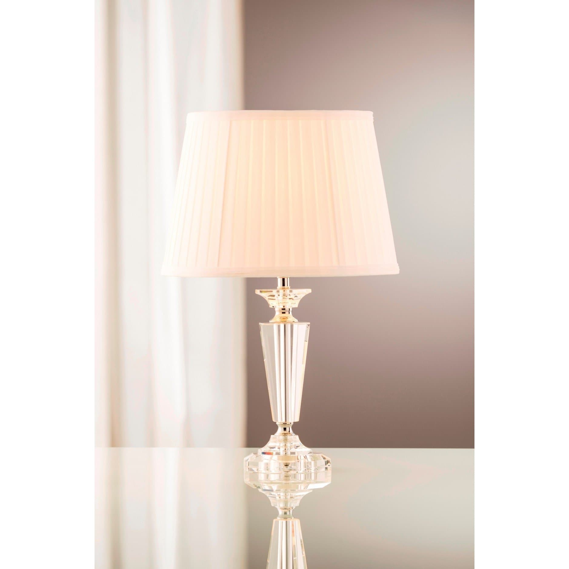 Sofia Lamp & Shade (IRL/UK Fittings)