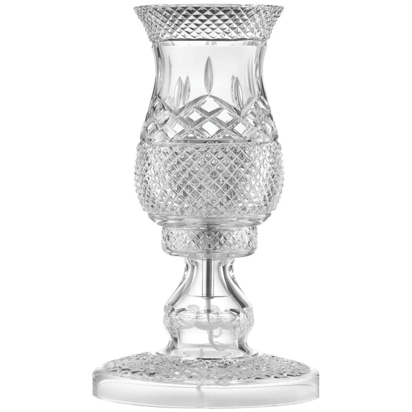 "Newgrange 15"" Lamp (GCL850) - Galway Irish Crystal"