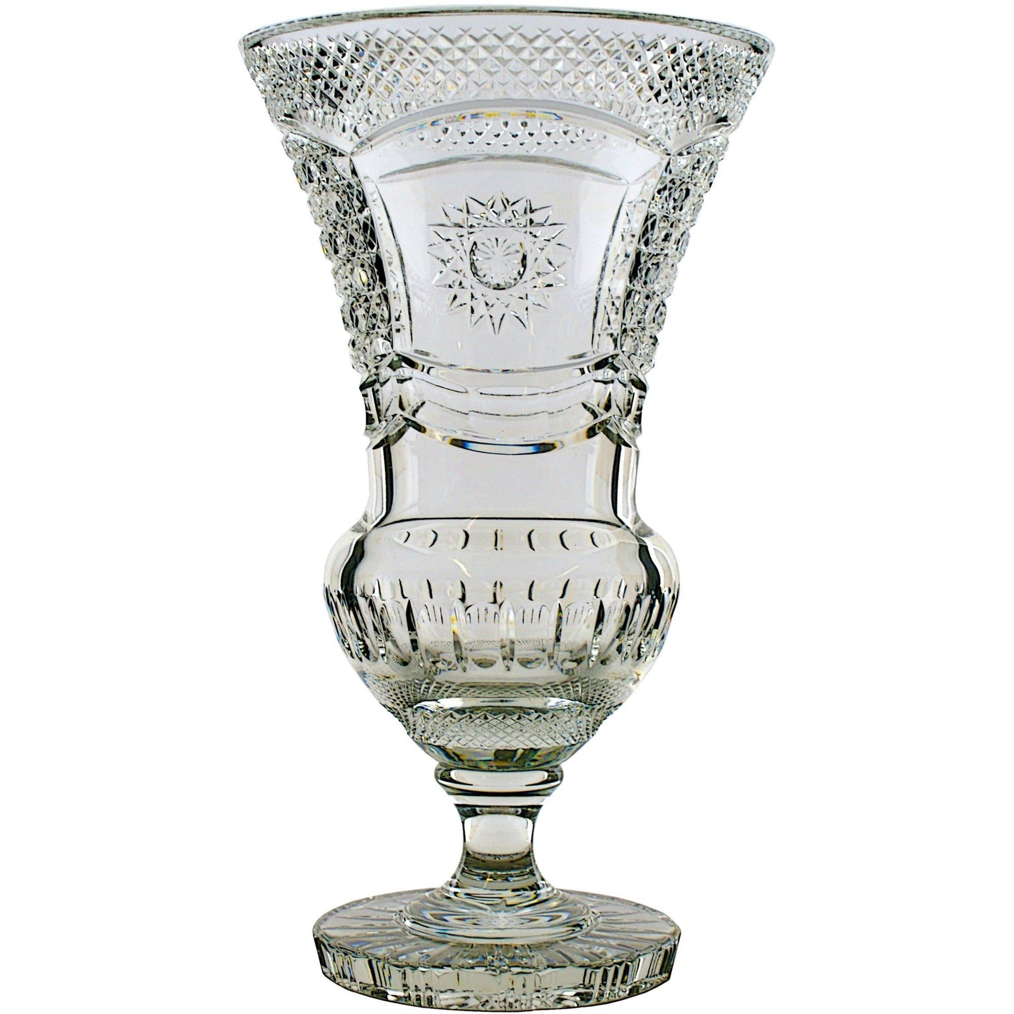 "12"" Footed Centre Piece GM1115E - Galway Irish Crystal"