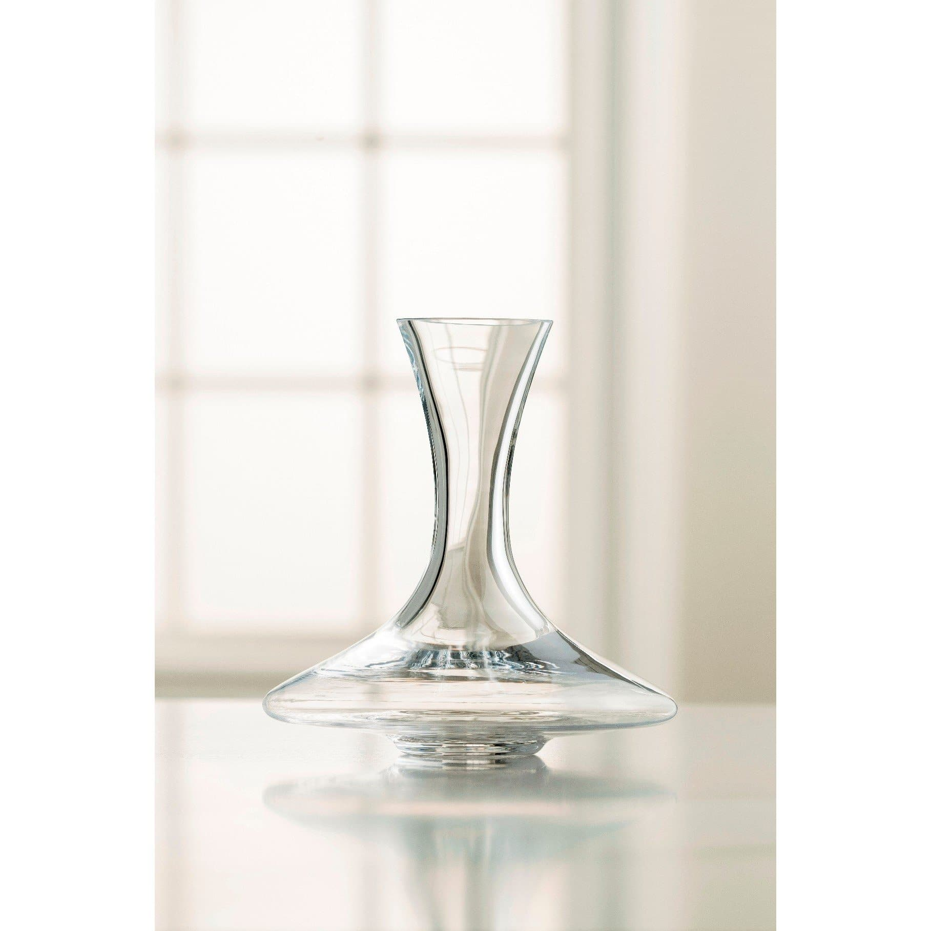 Engraved Round Carafe - Galway Irish Crystal
