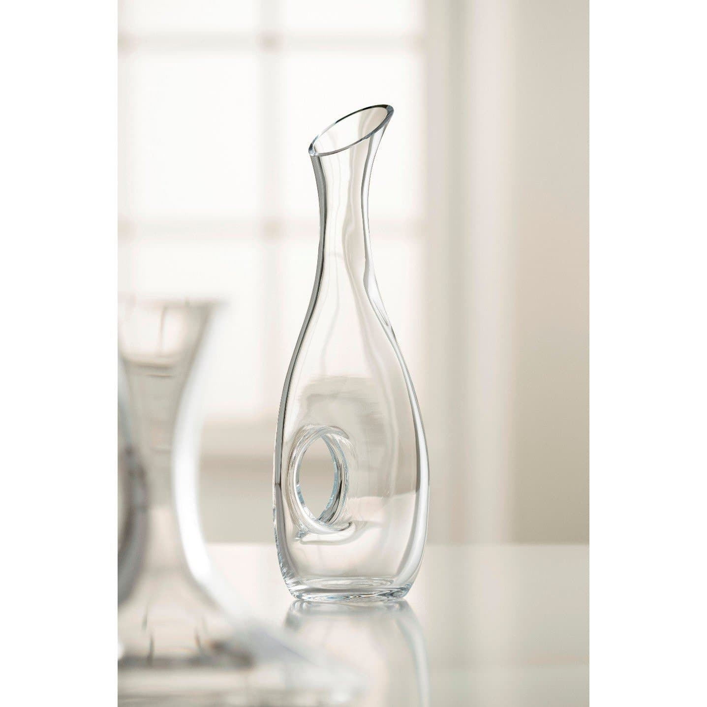 Engraved Tall Carafe (G60010E) - Galway Irish Crystal