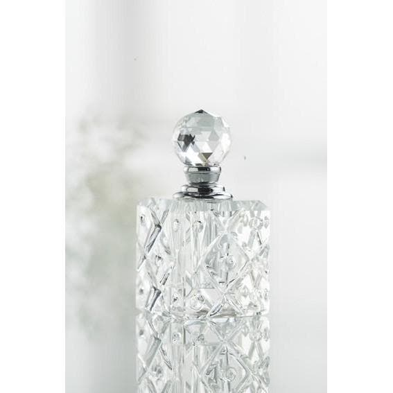 Mini Square Perfume Bottle