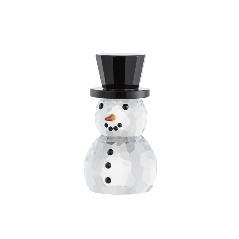 Snowman Top Hat (GMG14) - Galway Irish Crystal