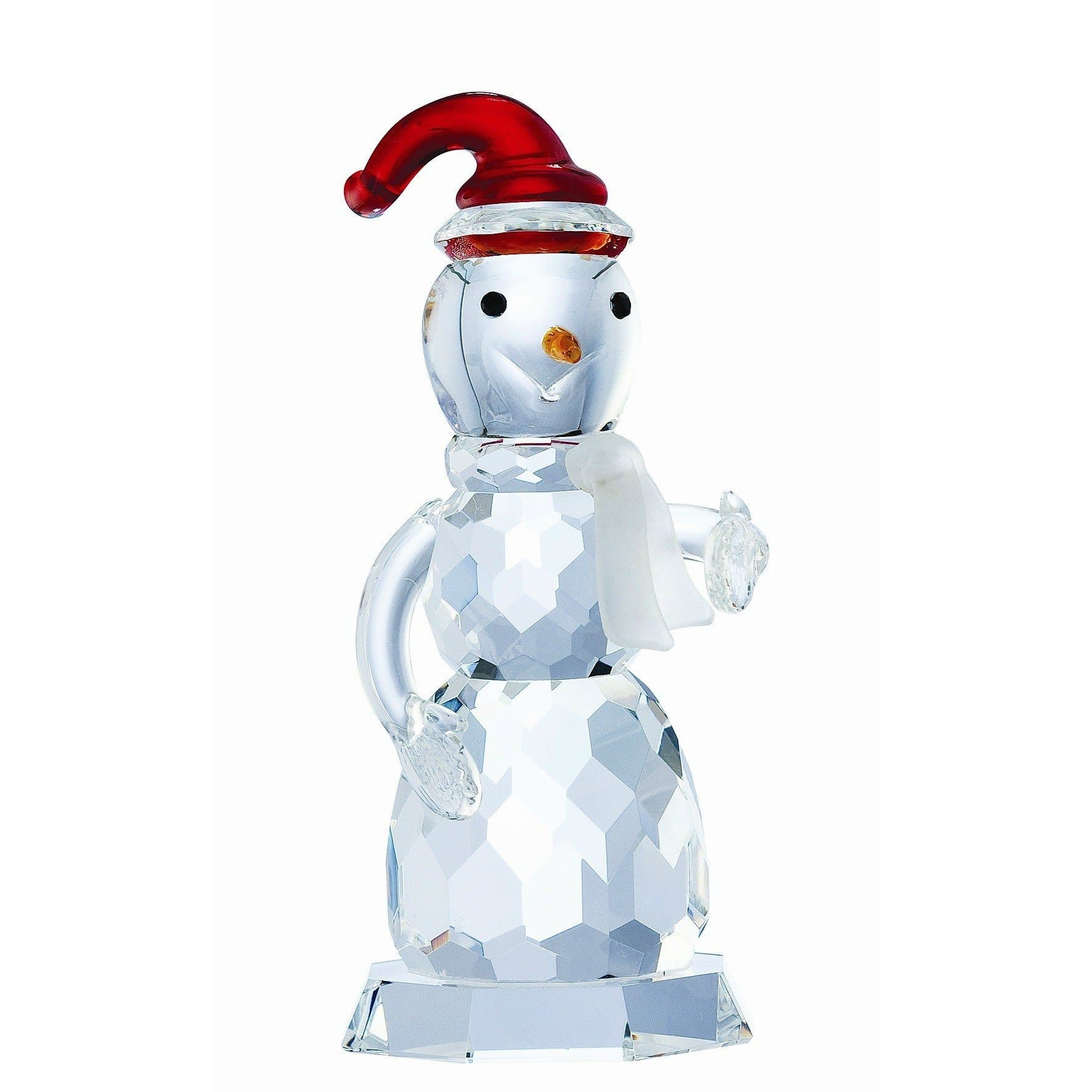 Magical Snowman (GMG07) - Galway Irish Crystal