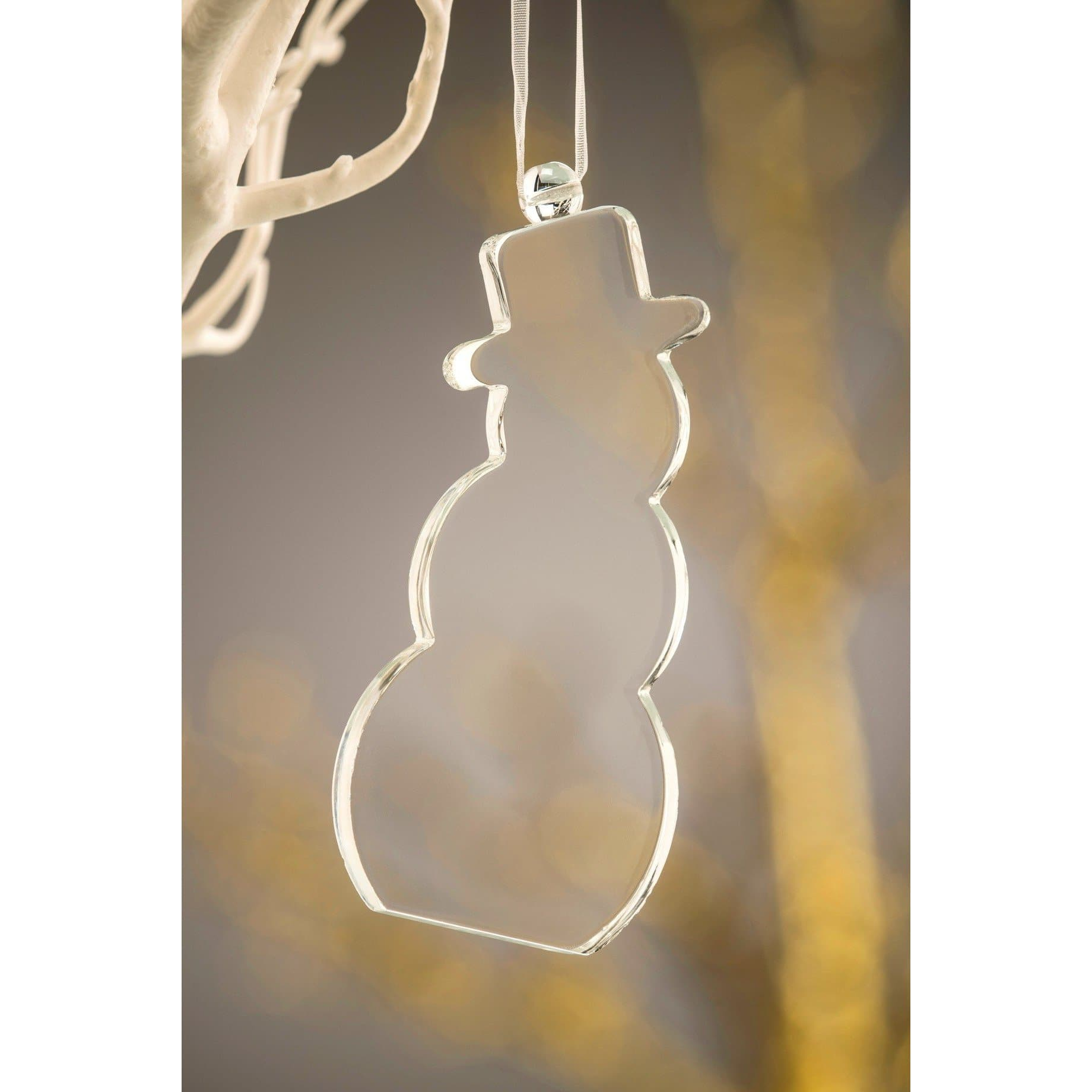 Snowman Hanging Ornament GH007