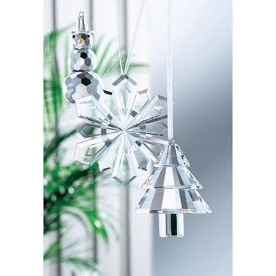 Hanging Ornaments 3 Pack GH005 - Galway Irish Crystal