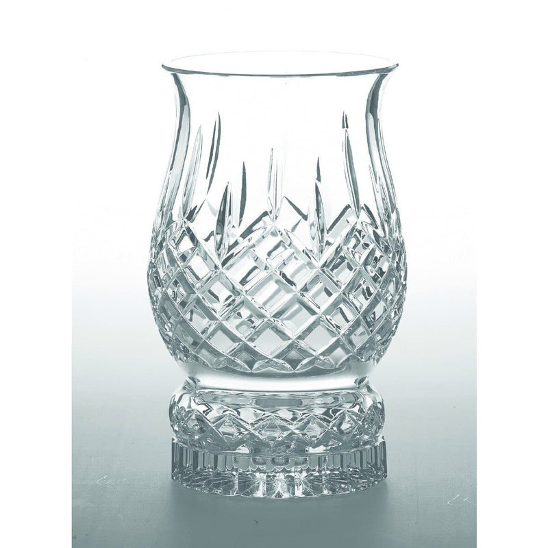 Longford Pillar Hurricane Candleholder - Galway Irish Crystal