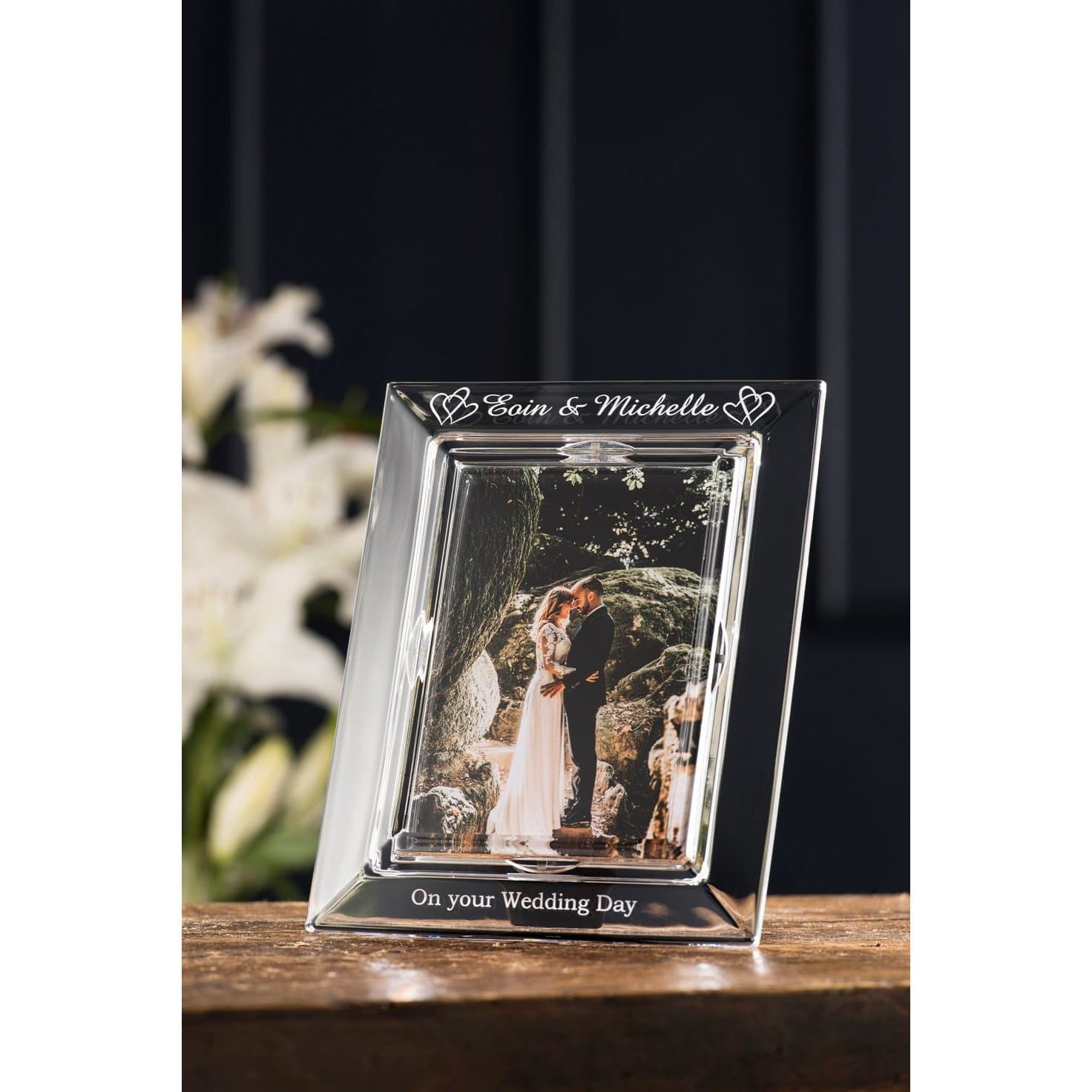 *LOW STOCK* Engraved Occasions 5 x 7 Frame (G25770E)