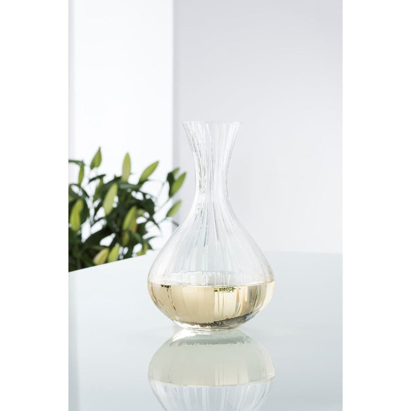 Engraved Erne Carafe - Galway Irish Crystal