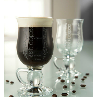 Irish Coffee Pair - Galway Irish Crystal