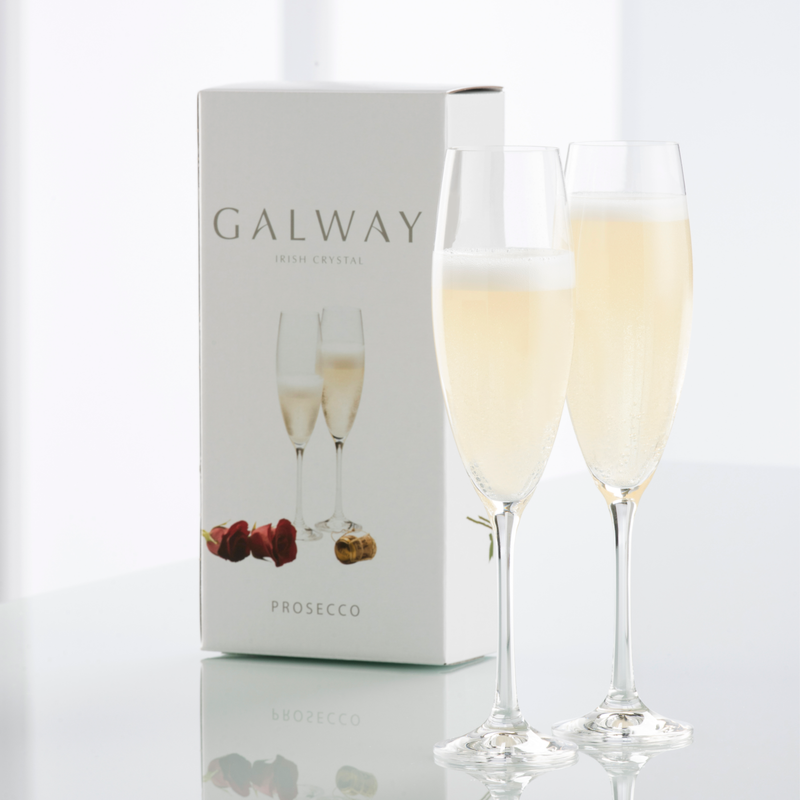 Elegance Champagne/ Prosecco Glass Pair