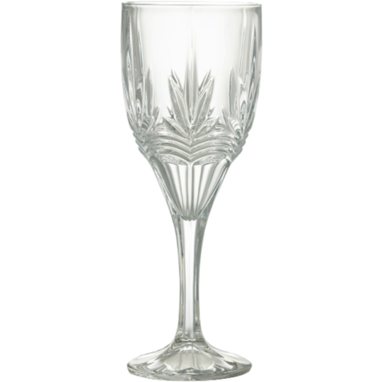 Kells Wine Goblet Set of 6 - Galway Irish Crystal