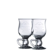 Irish Blessing Latte Pair - Galway Irish Crystal