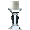 "Deco 7"" Candleholder (Excludes Candle)"