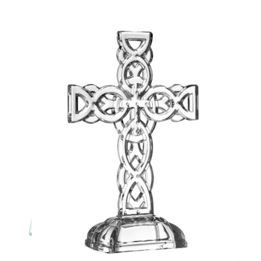 Celtic Cross (G34002) - Galway Irish Crystal
